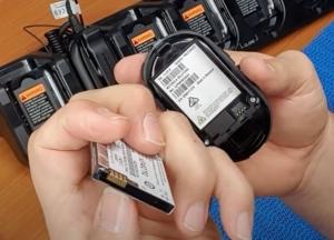 motorola clp battery