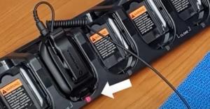 motorola clp charging