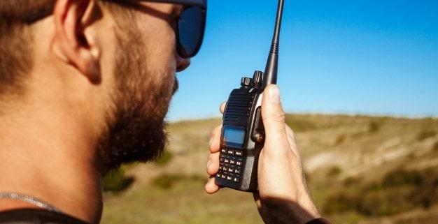 Using Two Way Radio in Australia